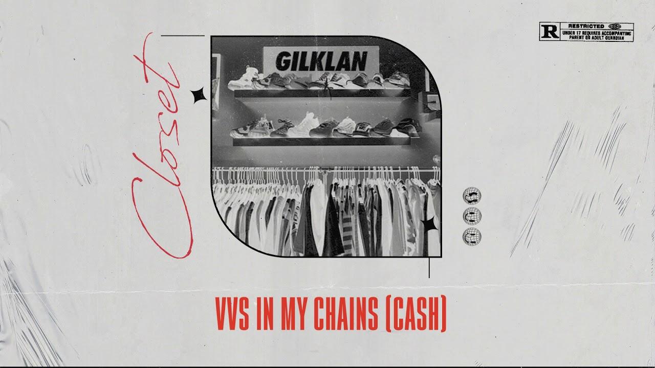 Closet - Gilklan [Prod. Papatinho]