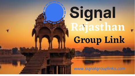 Rajasthan  Signal Group Link