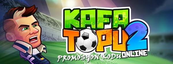 Online Kafa Topu 2 Promosyon Kodu (Yeni) 15.000 ALTIN