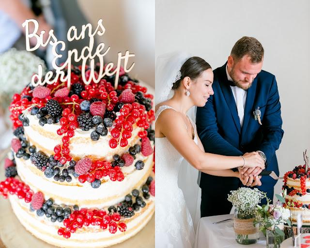 Hochzeitsreportage, Pomponetti Photography, Hochzeitsfotografie, Hochzeitstorte, Naked Cake