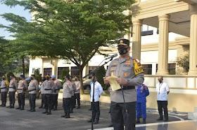 Jelang PSU 27 Mei, Polda Jambi Siagakan 685 personel Amankan TPS