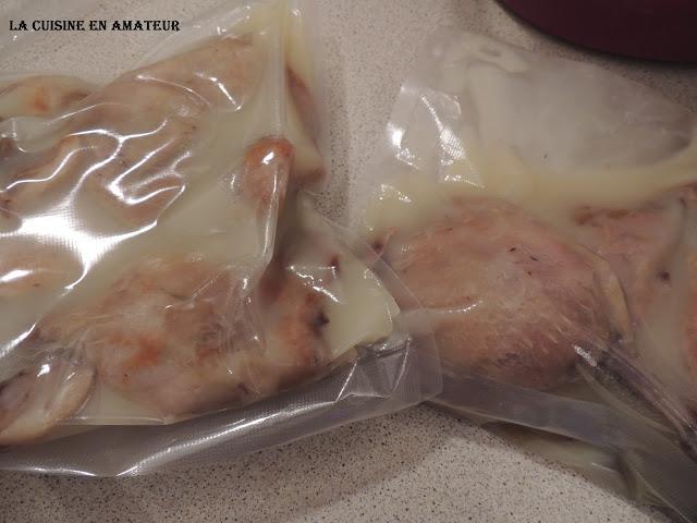 La cuisine en amateur de maryline confit de canard maison - Confit de canard maison ...