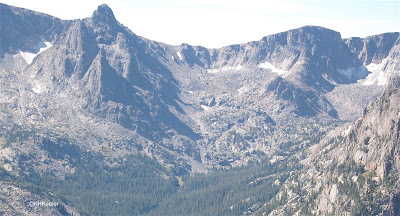 alpine zone, Rocky Mountain National Park