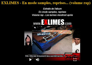 http://exlimes.blogspot.com/2018/08/exlimes-en-mode-samples-reprises-volume.html