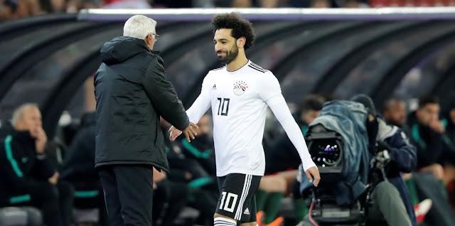 كوبر يحسم الجدل: صلاح جاهز للمشاركة في مباراة مصر وأوروجواي