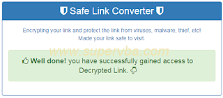 membuat safelink converter blogspot