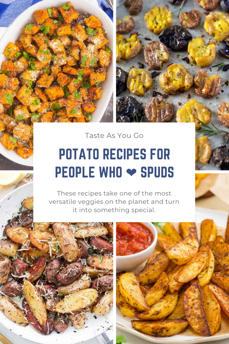 28 Potato Recipes for People Who Love Spuds | Taste As You Go