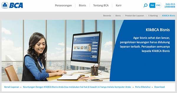 Buka Rekening BCA Online Perlu Registrasi KlikBCA?