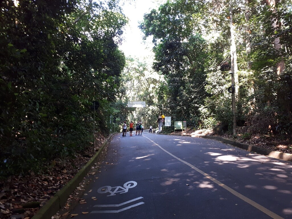 Lugares para correr no RJ
