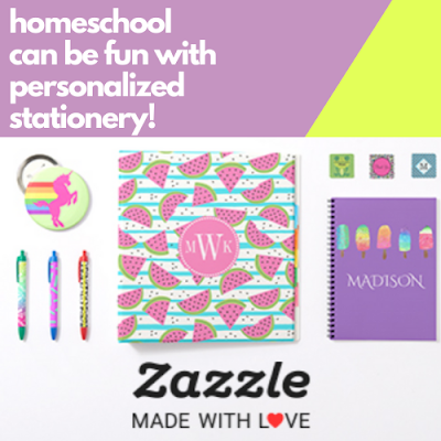 homeschooling stationery