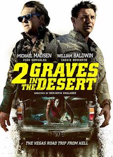 فيلم 2 Graves in the Desert 2020 مترجم