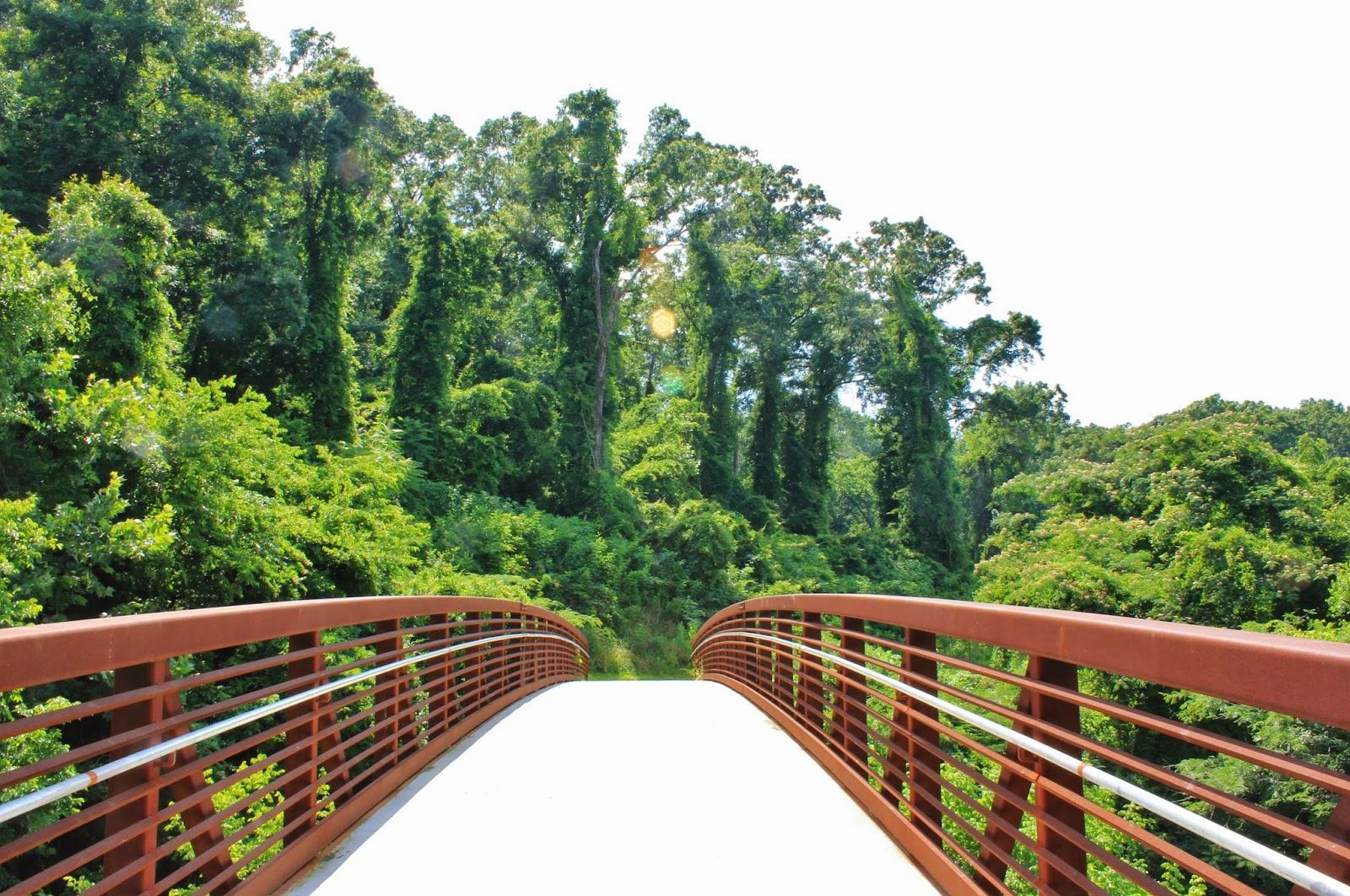 Pin Parasol Distance Maison rome – kingfisher trail & heritage park trail – southern civil