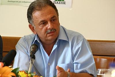 Αποτέλεσμα εικόνας για Σπύρος Μοσχόπουλος ΠΑΣΟΚ