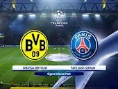موعد مباراة باريس سان جيرمان وبروسيا دورتموند في دوري أبطال أوروبا والقنوات الناقلة