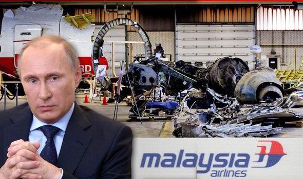 Putin, catastrofa MH17