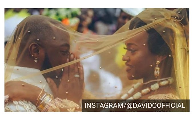 Chioma of Davido tests positive to coronavirus