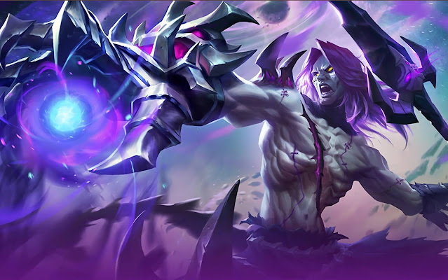 Moskov Spear of Quiescence Heroes Marksman of Skins Mobile Legends Wallpaper HD for PC