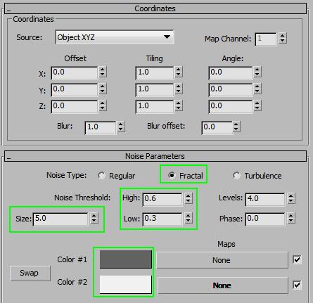 gach bong-noise Vật liệu V-Ray FastSSS2 (Phần 3)
