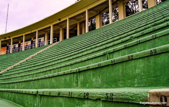 Arquibancada do Estádio do Pacaembu, Museu do Futebol