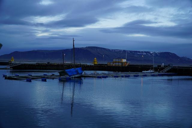 Iceland docks