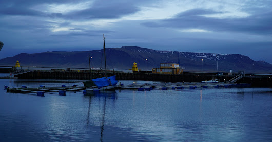 The Contrasts of Iceland