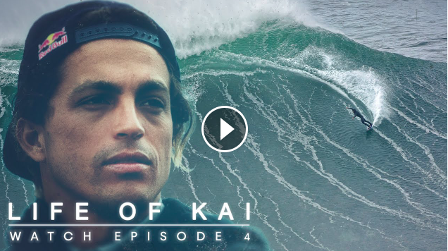 Kai Blows Minds In Huge Conditions At The Gigantes de Nazaré Big Wave Event Life Of Kai Ep4