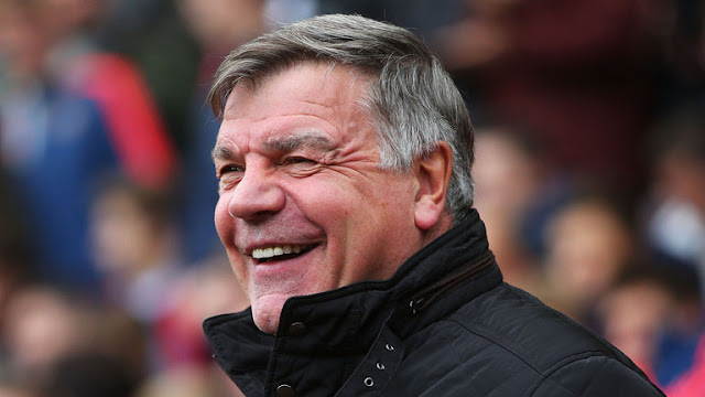 Sam Allardyce appointed as Crystal Palace manager
