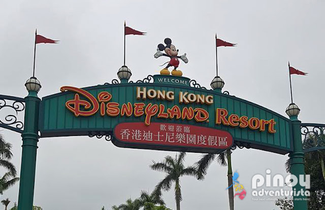 Disneyland Hong Kong Discounted Tickets