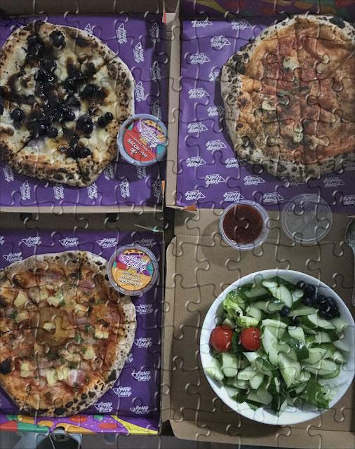 Happy Ending Pizza Parlour