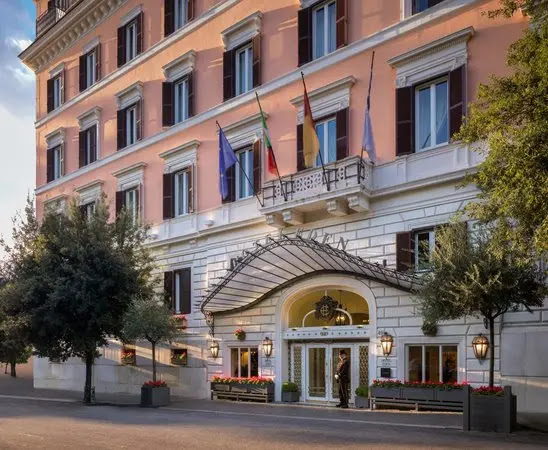 hotel eden dorchester collection italy