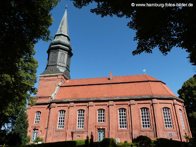 St. Nikolai Kirche Billwerder