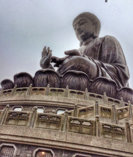 My First encounter with the Buddha         |          food,travel&musings