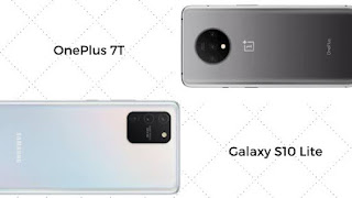 Galaxy S10 Lite Vs OnePlus 7T