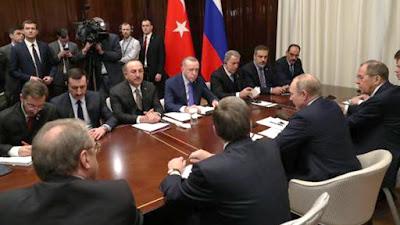 Berlín: Cumbre internacional en busca de un proceso de paz para Libia