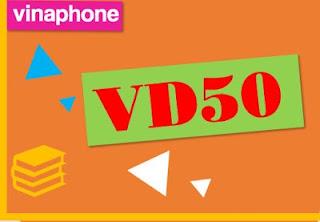 Gói  VD50 Vinaphone