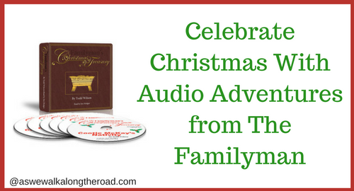 Christmas audio adventures