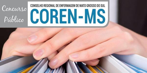 Concurso Coren-MS2018 (Apostila Conselho Regional de Enfermagem de Mato Grosso do Sul)