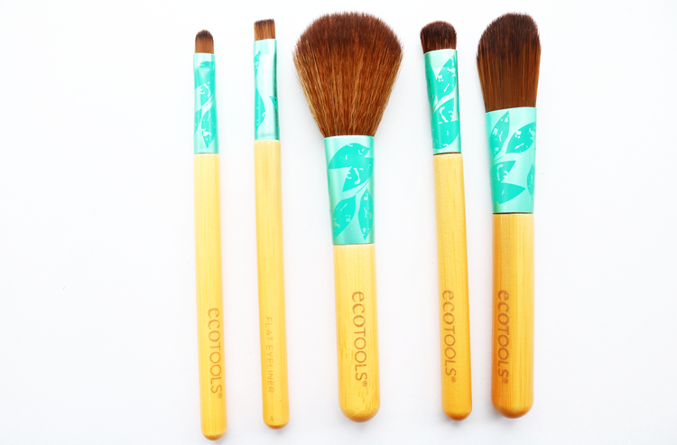 Ecotools Lovely Looks Brush Set review