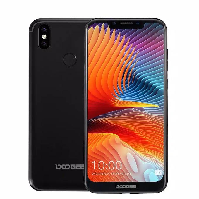 Doogee BL5500 lite, smartphone android murah dengan baterai 5500 mAh