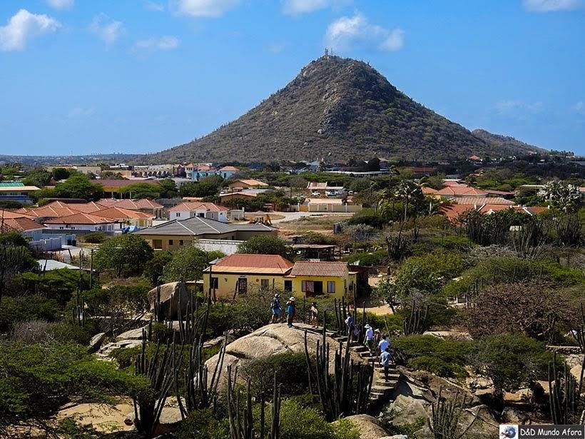 Hooiberg - Guia completo: o que fazer em Aruba