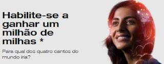 Cadastrar Promoção Star Alliance 2017 1 Milhão de Milhas
