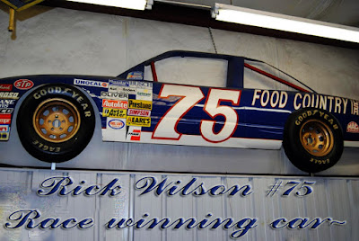 Food CoRacing Champions 1/64 NASCAR diecast blog Food Country #75 Rick Wilson Butch Miller Charlie Henderson Don BGN Brad Teague Bristol Abingdon Debbie Caleb Holman Trucks