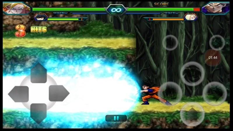 Naruto vs Bleach Latest APK 2019 With Goku Ssj Download