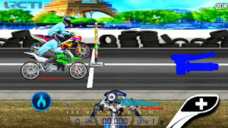 Drag Racing Bike Edition Apk Unlimited Money Indonesia - Free Download Android Game