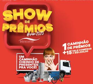 Promoção Show de Prêmios Sóbrancelhas 2019