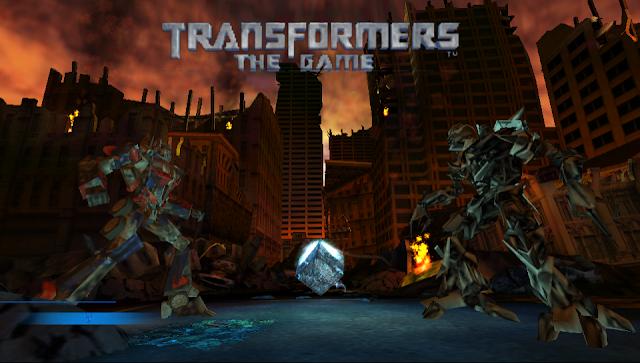 تحميل لعبة Transformers The Game