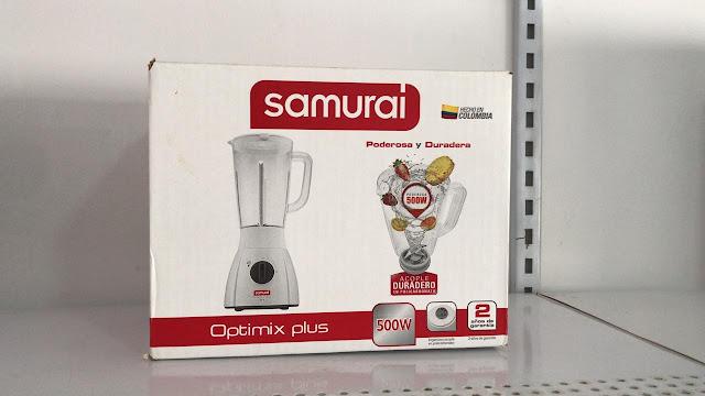 Licuadora Samurai