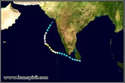 Cyclone Okhi