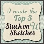 Stuck on U Sketches Die Cut Challenge: Ornaments