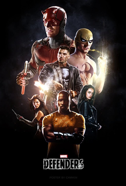 The Defenders (2017-) ταινιες online seires oipeirates greek subs